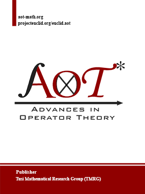 Advances in Operator Theory